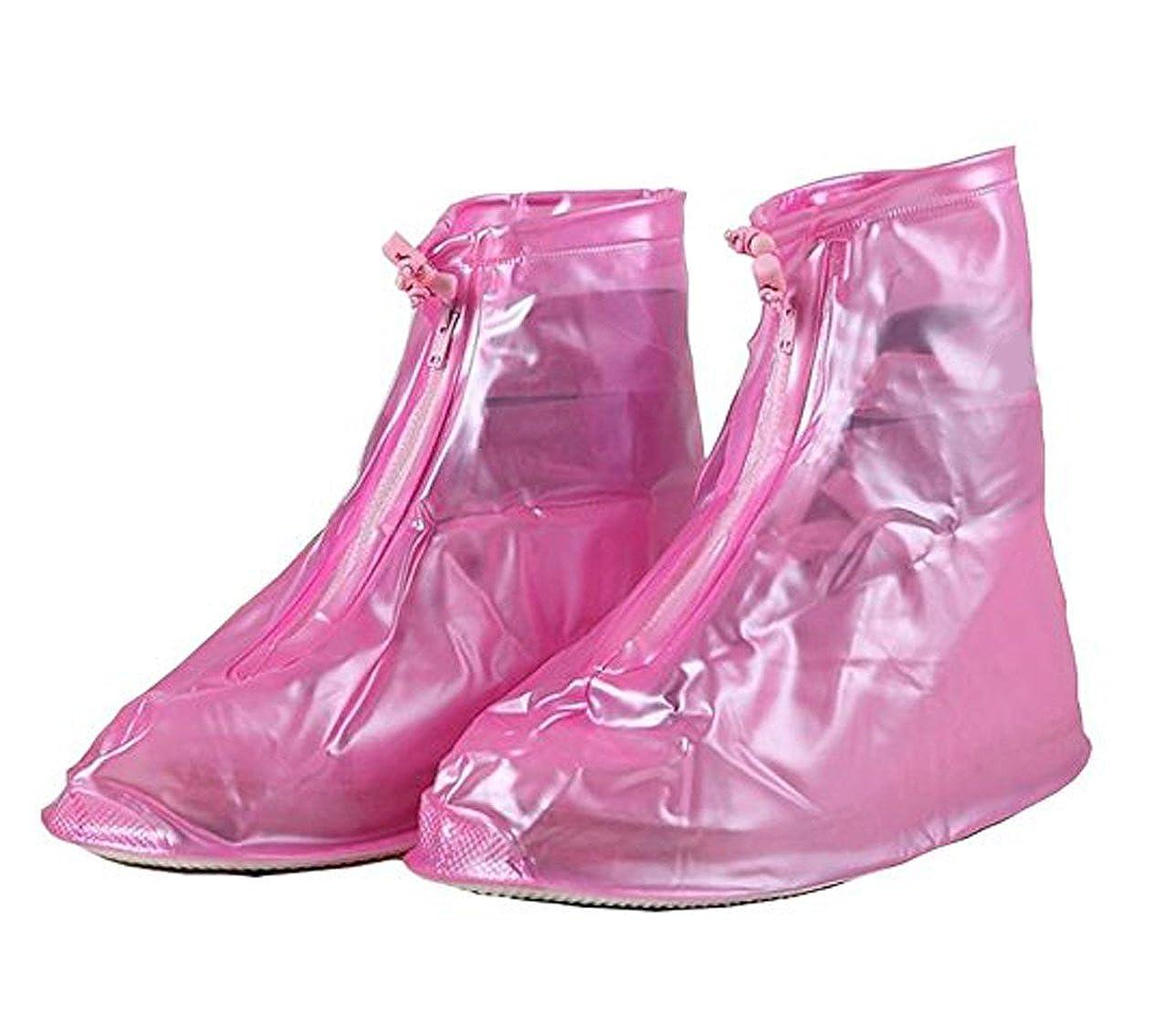 VICUNA POLO Rain Shoes Transparent Waterproof Snow Men Women Rain Boots for Kids/Adult Shoes