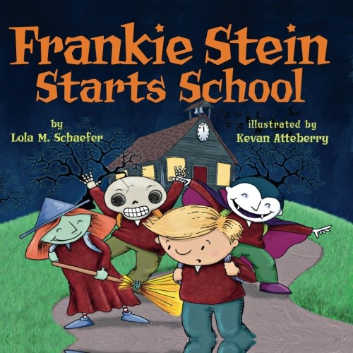 Frankie Stein Starts School