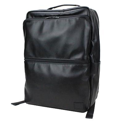 74a9d022e3 [ポーター]PORTER タイムブラック TIME BLACK デイパック 146-16103 ブラック/10