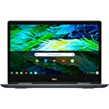 "Dell Inspiron 2-in-1 14"" Full HD Touch-Screen Chromebook - Intel Core i3, 4GB Memory, 128GB eMMC Solid State Drive Urban…"