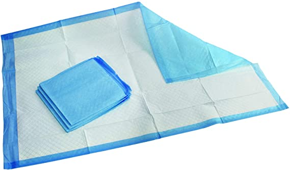 Medpride Disposable Underpads 23'' X 36'' (25-Count) Incontinence Pads