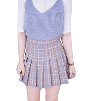 Diseño De Damas Línea Hombres Damas Una Niña Mini Falda Moda ...