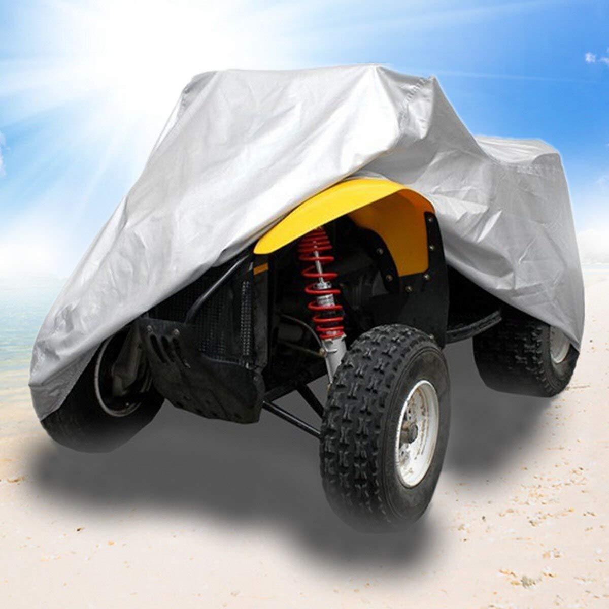 SUNDUXY Cubierta de Motocicleta ATV Cubierta cuádruple 190T ...