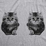 Mens Ask Me About My Kitties Flip Up T Shirt
