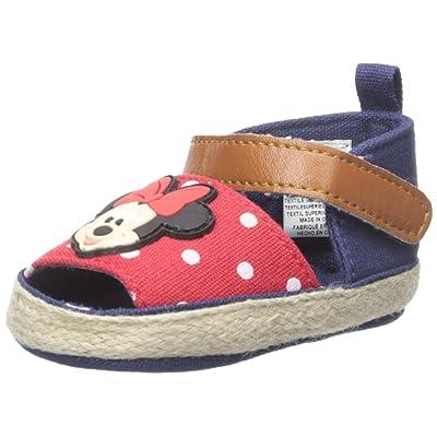 ABG Baby Minnie Espadrille Sandal (Infant)