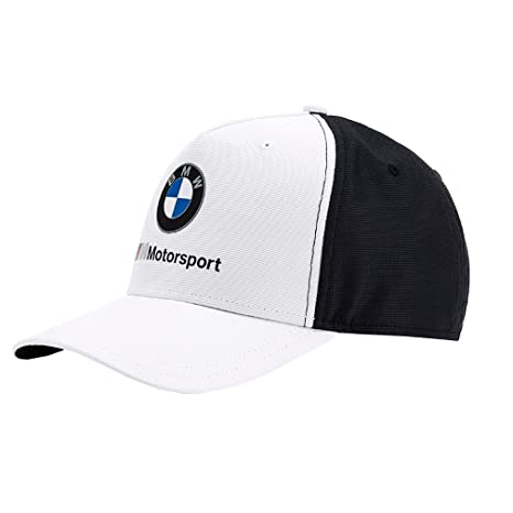 reputable site aa0e7 63399 Puma BMW M MSP Cap, Unisex, 21769, Puma White, Adult