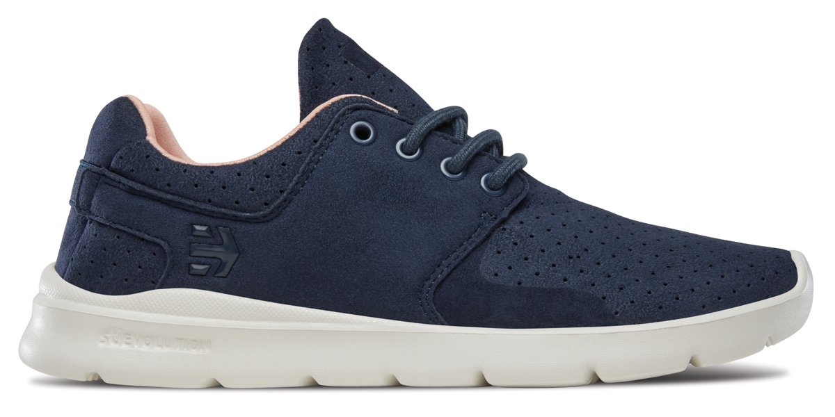 Etnies Womens Scout XT Sneaker B0792LPCKK 6 B(M) US|Navy