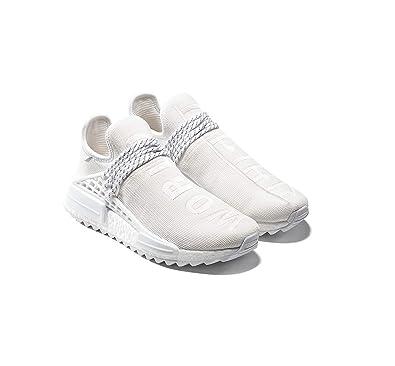 best service 5392b b09f0 adidas Pharrell X NMD Trail Holi Human Race Cream AC7031 (10) White