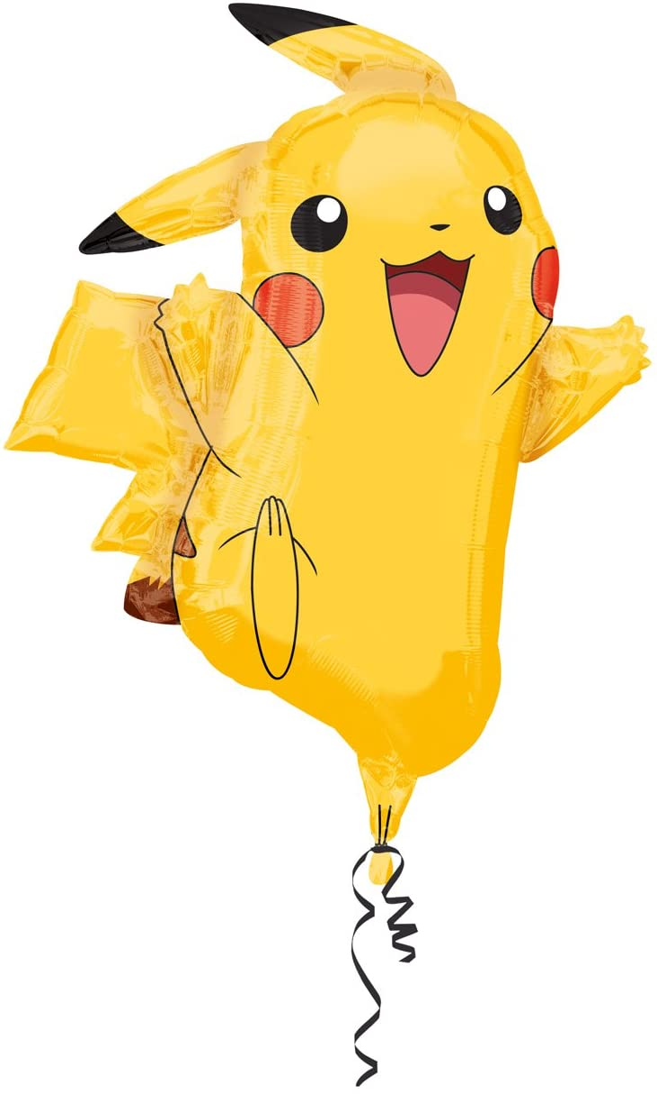 Pokémon Palloncino Pikachu 125 CM