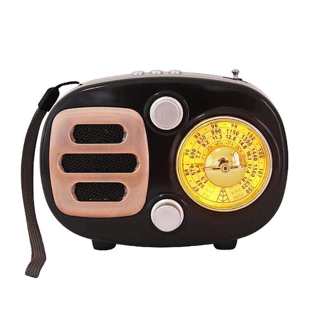 sweet dream Vintage Radio, Retro Bluetooth Speaker, Multi-Function FM Radio, AM FM SW Shortwave Bluetooth Radio Support TF Card MP3 Player, Strong Bass Enhancement by sweet dream (Image #3)
