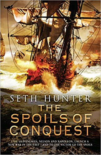 Image result for the spoils of conquest by seth hunter