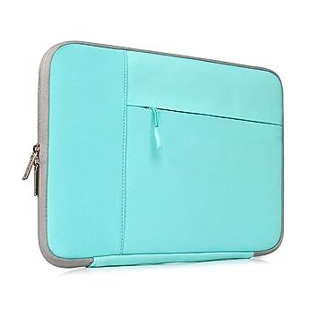 15.6 Pulgadas Laptop Bolsa , ivencase 15 Pulgadas Laptop Cover Funda para Portátiles Agua-resistente