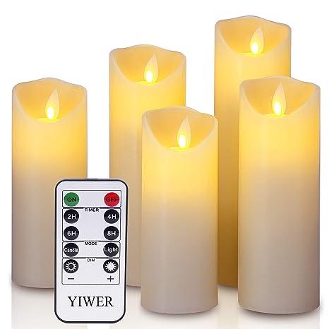 LED candles,5 5