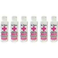 03d123a6b Dr Pierce Anti Bacterial Body Piercing Cleanser 4 oz 6 pc Set