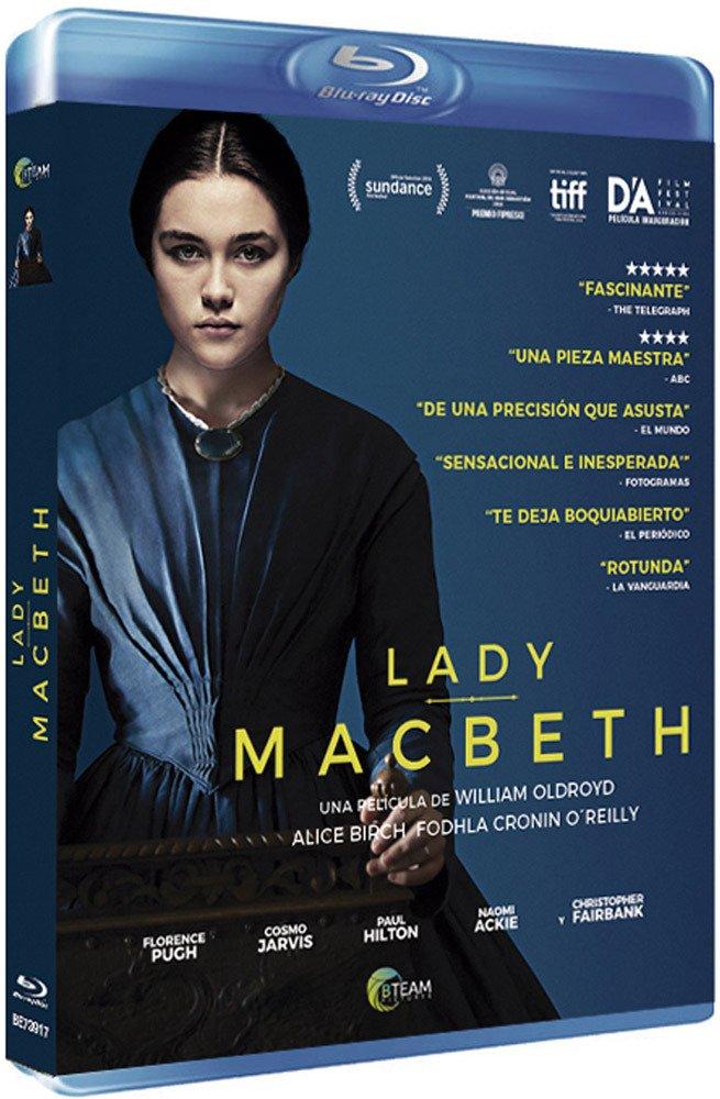 Lady Macbeth (Spanish Release): Amazon.co.uk: Florence Pugh: DVD ...