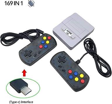 NWSAC 8 bits retro consola mini TV consola de juegos de video consola de juegos Construido