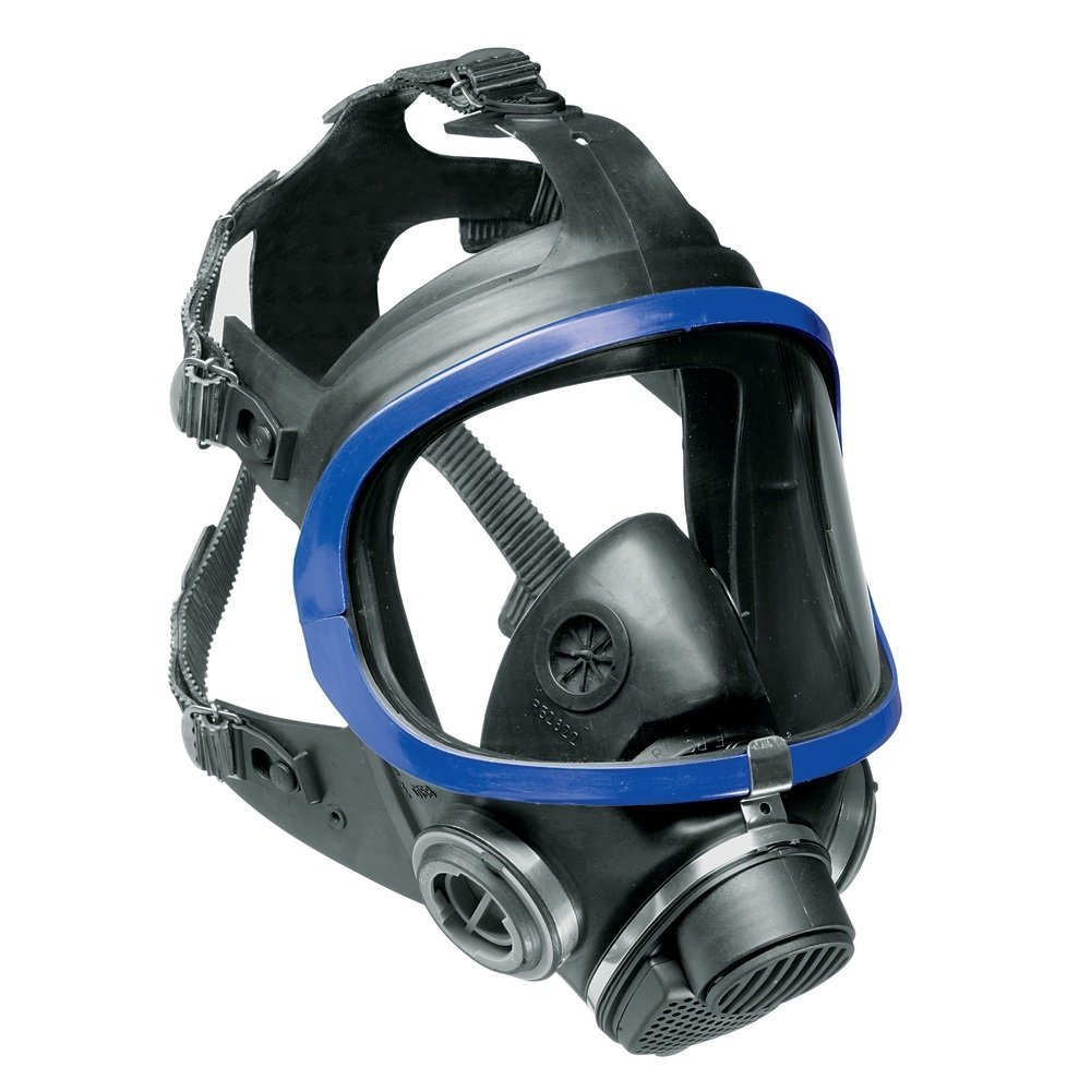 Esska Dräger X-Plore 5500 Full Mask - Professional Respiratory Protection