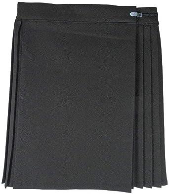 New School Uniform Girls Summer Dress Pe Sports Wear Kilt Netball Gym Skirt Size