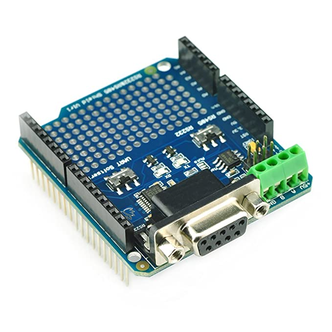Amazon.com: RS232/RS485 Shield for Arduino: Computers & Accessories