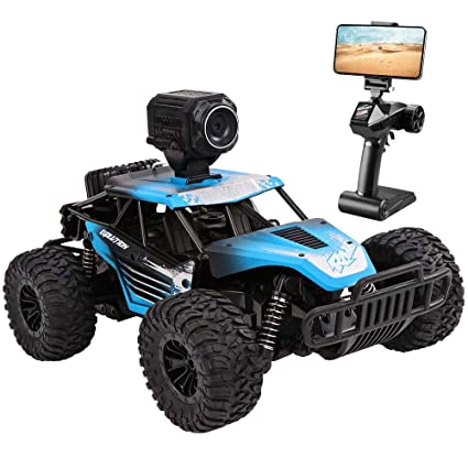 Rc Car Dexop Newest 2 4ghz 4wd Off Road Remote Contorl Car With Hd Camera Dual Control Mode 20km H High Speed Remote Control Vehicle Rc Car Toy