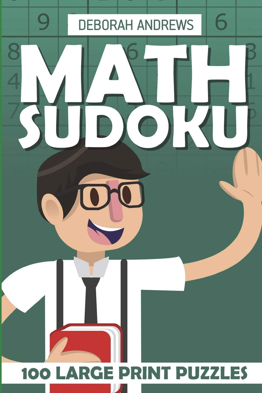 Math Sudoku: 100 Large Print Puzzles (Sudoku Puzzle Books) ePub fb2 ebook