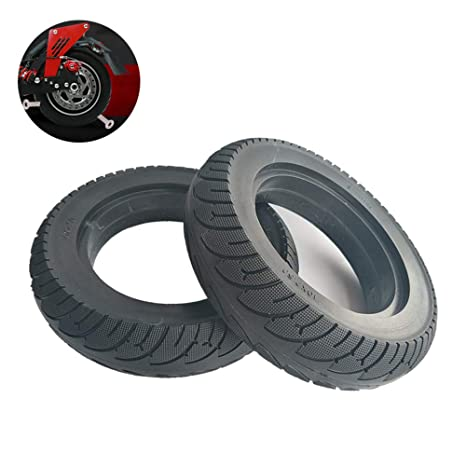 Neumático de scooter eléctrico, neumático sólido a prueba de ...