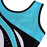 BAOHULU Leotard for Toddler Girls Gymnastics Shorts