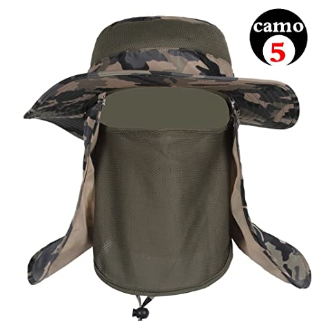 pesca cappello mimetico militare 7d9f1947dc2e