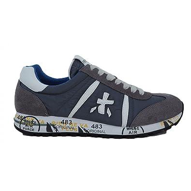 PREMIATA Herren Sneaker  , Grau - Grau - Größe  44 EU  MainApps ... 0d6550321c