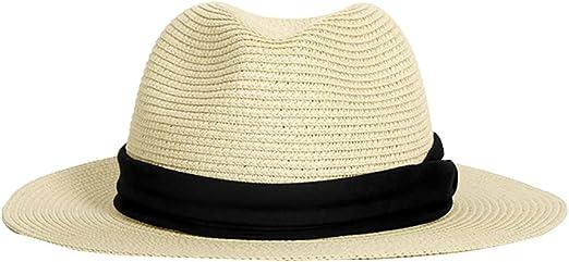 Simple style hat hat Aire Libre Sombrero de la Playa de Vacaciones ...