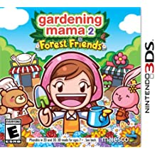 Gardening Mama 2: Forest Friends - Nintendo 3DS