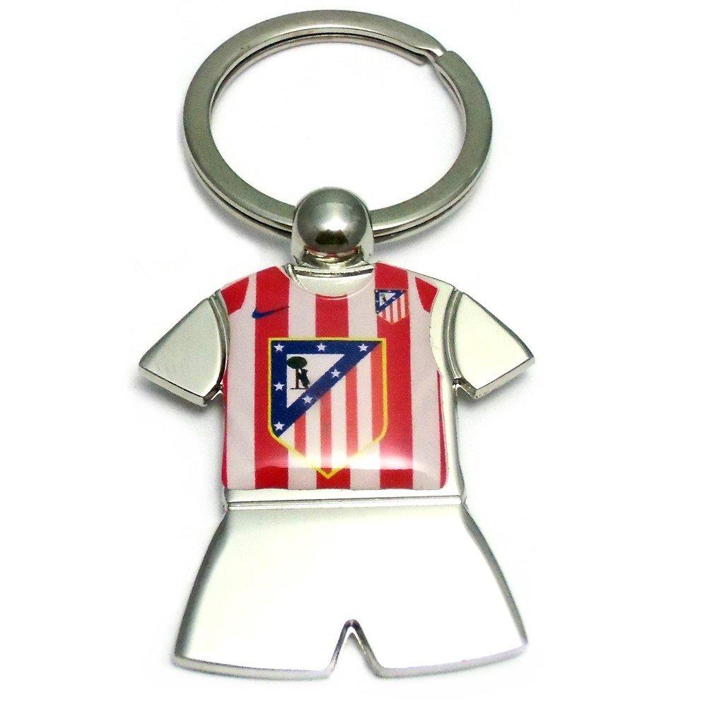 Llavero metálico escudo Atlético de Madrid 8cm. [AA9313]