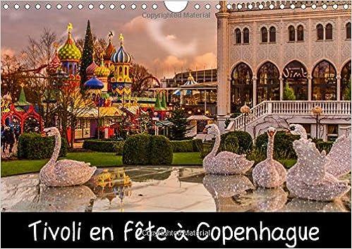 Tivoli En Fete A Copenhague 2015 Le Jardins De Tivoli Au Centre De