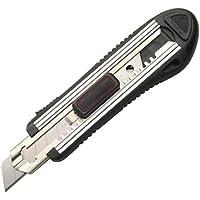Maurer 2510796 Cutter Aluminio/Profesional 18 mm. con 5