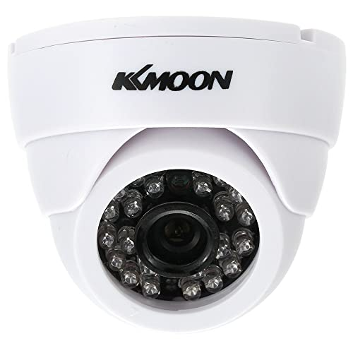 KKmoon HD 1200TVL C¨¢mara de Vigilancia en Domo 1/3¡±