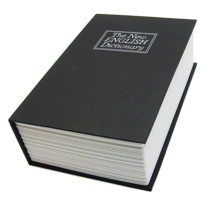 Wholeness home Steel Dictionary Book
