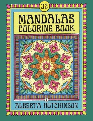 Mandala Coloring Book No. 5: 32 New Mandala Designs