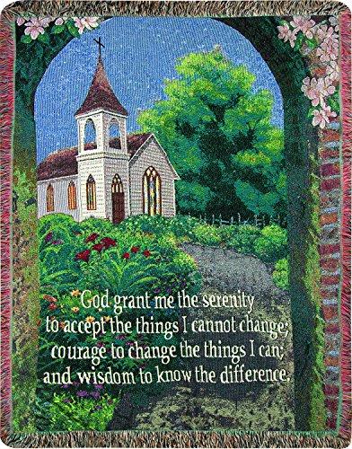 Serenity Prayer Tapestry - 4