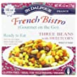 St. Dalfour Gourmet On The Go, Ready to Eat  Three Beans with Sweet Corn, 6.2-Ounce Tins (Pack of 6)