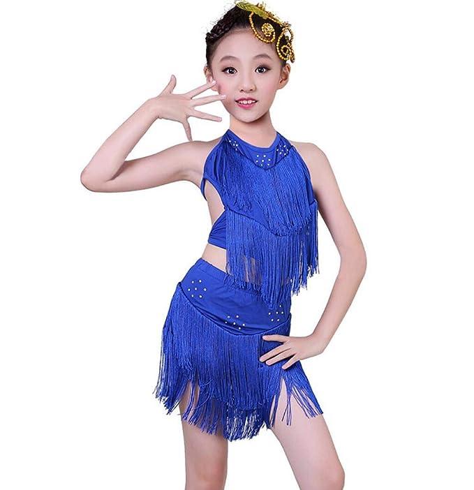 SMACO Disfraz De Baile para Niños Vestidos De Niñas Faldas ...