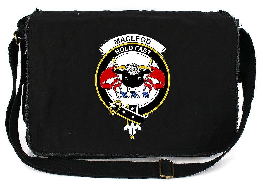 Tenacitee APPAREL ユニセックスアダルト One Size Messenger Bag - Black B07F1NZF8Y