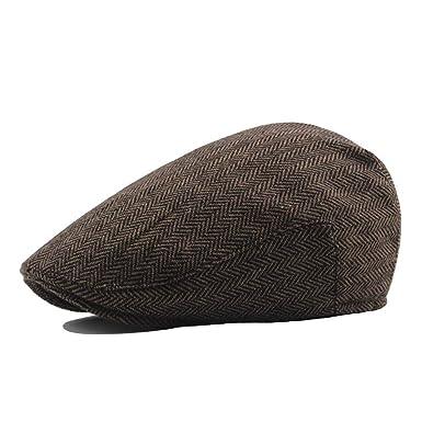 CHENJUAN Sombreros de Moda, Gorras, Sombreros Elegantes, go Gorra ...