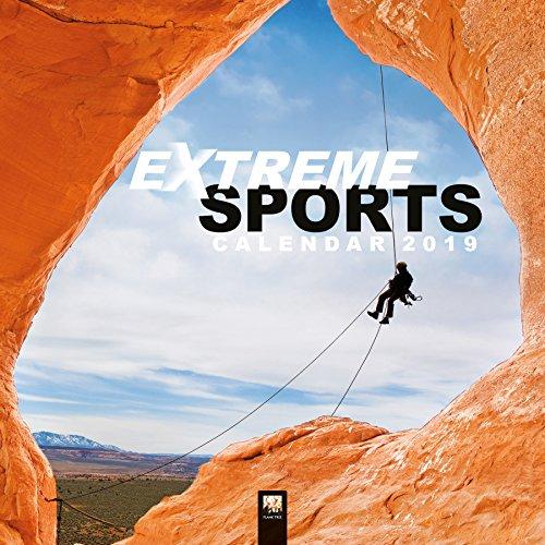 - Extreme Sports Wall Calendar 2019 (Art Calendar)