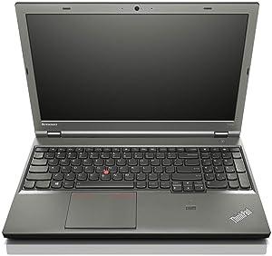 Lenovo ThinkPad T540p Business Laptop, 15.6 inches FHD, 2.6GHz Intel Core i5-4300M Processor, 8GB/240GB (Renewed)