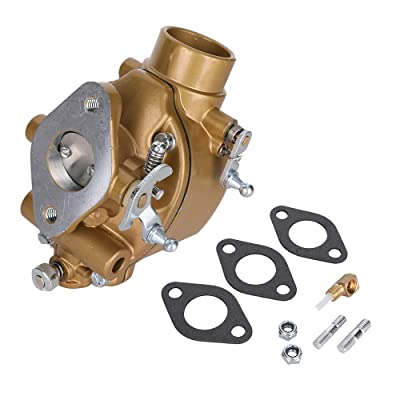 8N9510C Carburetor Carb Replacement with Gasket and Bolts for Ford 2N 8N 9N Tractor Replace # 8N9510C 9N9510A B3NN9510A: Automotive