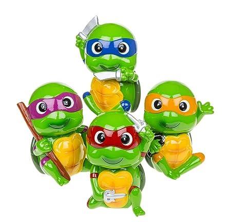 Verde niños de las Tortugas Ninja de la tortuga de dinero ...