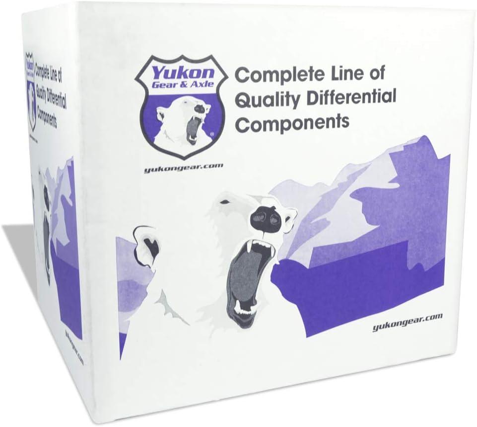 5 x 5.5 Front Hub Conversion for International Scout Yukon Gear /& Axle YA W37132