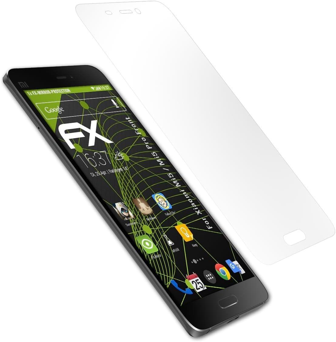 atFoliX Protección de Pantalla Compatible con Xiaomi Mi5 / Mi5 Pro ...