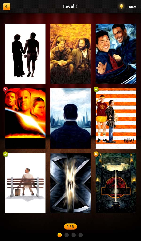 The Movie Quiz Game- Free: Guess the Film Poster: Amazon