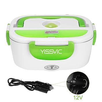 Fiambrera para el almuerzo/Radiador eléctrico yissvic 40 W car-use adaptador de carga